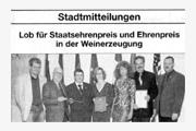 Staatsehrenpreis 2009