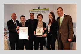 Ehrenpreis 2012
