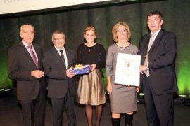 Ehrenpreis des Landkreises Mainz-Bingen